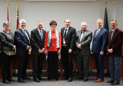 West Nipissing Council 2018-2022
